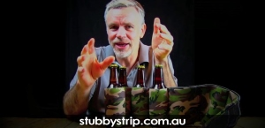 Direct Response TV Ad campaign for Stubby Strip