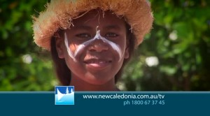 30 sec TV commercial for New Caledonia Tourism