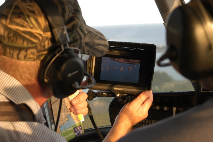 Video Production: Shooting Aerial Video