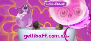 TV Campaign Gelli Baff