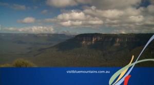 30 sec TV commercial for Blue Mountains Tourism Action