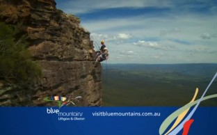 30 sec TV commercial for Blue Mountains Tourism Action