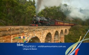 30 sec TV commercial for Blue Mountains Tourism Adventure