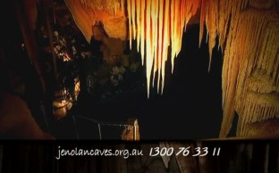 30 sec TV Commercial for Jenolan Caves