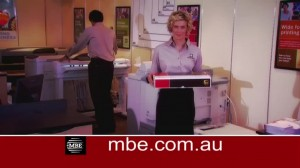 15 sec MBA TV Commercial